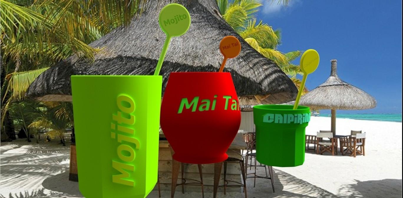 Verre à coctail.jpg Download STL file Cocktail glass 3dgregor • Design to 3D print, 3dgregor