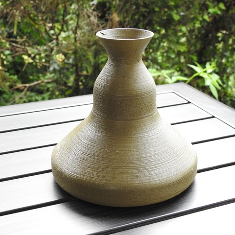 """DSCN1075.jpg Download STL file Vases """"TAJINE"""" 3dgregor • 3D printer design, 3dgregor"""