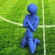 mbappé-post-2-final.jpg Download STL file Umen Mbappé 3dgregor • 3D printer design, 3dgregor