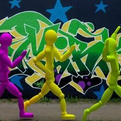 Impresiones 3D maratoniano, 3dgregor