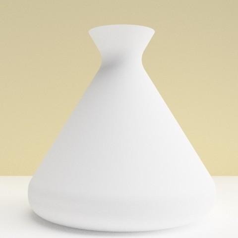 """tajine blanc.jpg Download STL file Vases """"TAJINE"""" 3dgregor • 3D printer design, 3dgregor"""