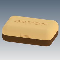 Modelos 3D para imprimir Caja de jabón para jabón, 3dgregor
