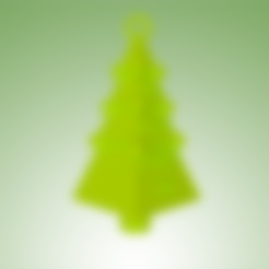 sapin MPN 2017.stl Download STL file Christmas tree my first christmas • 3D printable object, 3dgregor