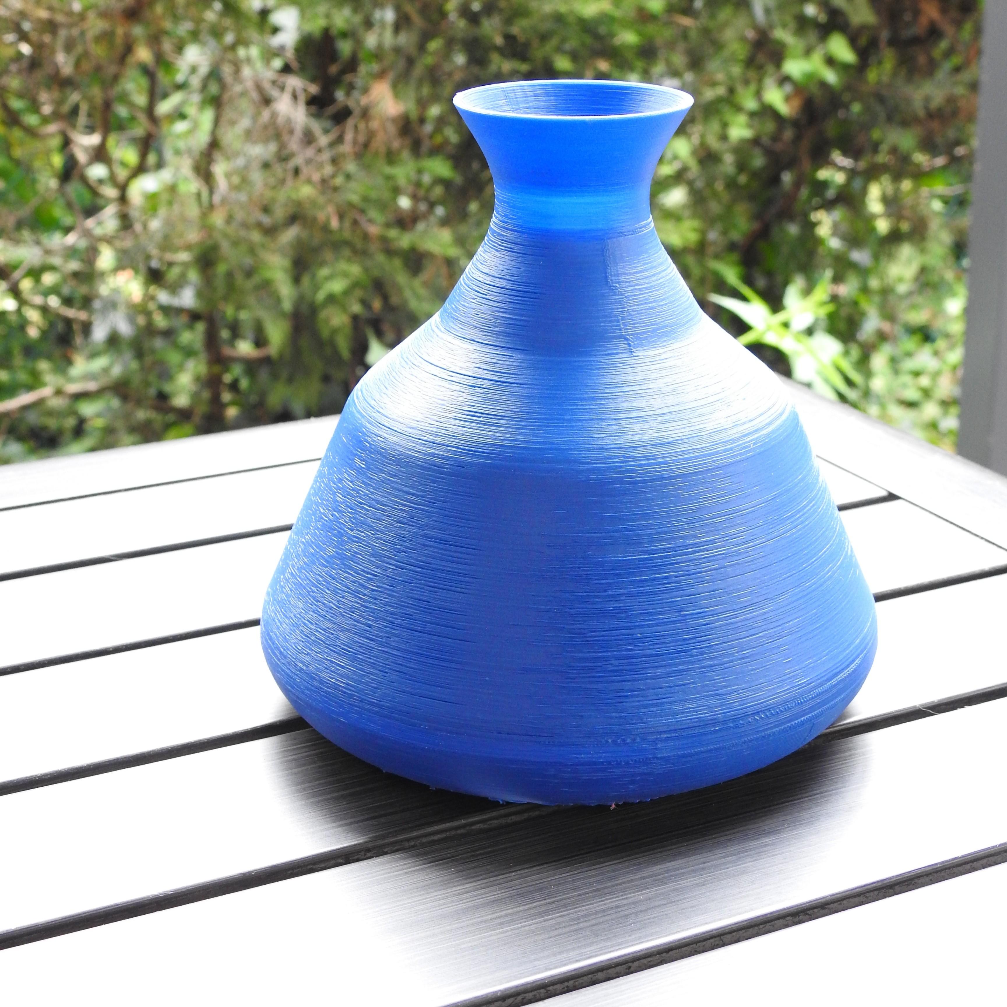 """DSCN1076.jpg Download STL file Vases """"TAJINE"""" 3dgregor • 3D printer design, 3dgregor"""