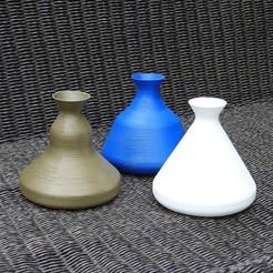 """3D print files Vases """"TAJINE"""" 3dgregor, 3dgregor"""