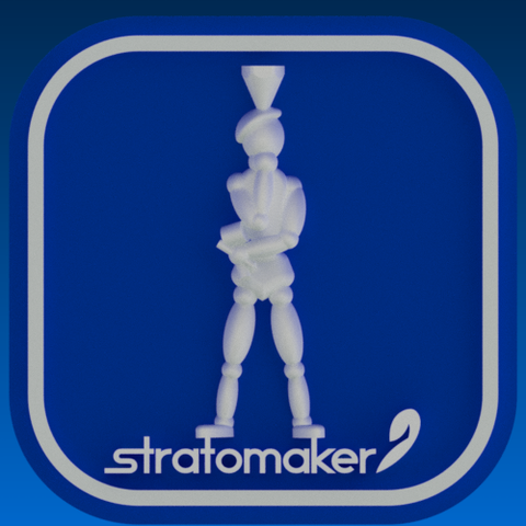 Free 3D printer file StatoSculptor 3D, gregor
