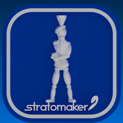 SCULPTEUR 3D statomaker.png Download OBJ file 3D Sculptor • 3D printer template, 3dgregor