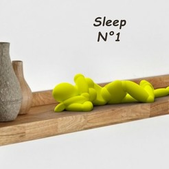 sleep-1.jpg Download STL file umen sleep 2 • 3D printable design, 3dgregor