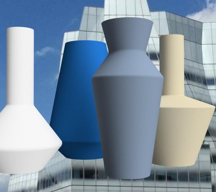 """vase-geometrique-2.jpg Download STL file Flower vases """"GEO"""" 3dgregor • Design to 3D print, 3dgregor"""