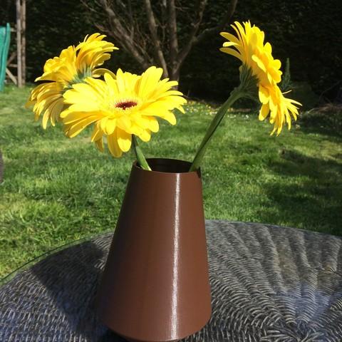 """IMG_3928.JPG Download STL file Flower vases """"GEO"""" 3dgregor • Design to 3D print, 3dgregor"""