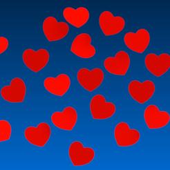 Fichier 3D gratuit Pétale coeur, gregor