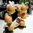 3D printer files Egg Rack, 3dgregor