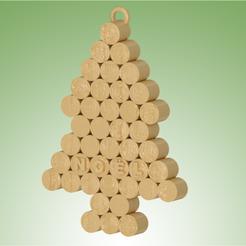 Descargar archivos 3D árbol navideño, 3dgregor