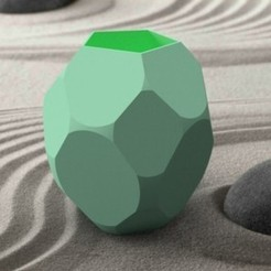 """3D printer files Vase """"carve"""", 3dgregor"""