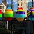 oeuf à peindre 2.jpg Download STL file eggs to decorate 3dgregor • 3D printer model, 3dgregor
