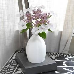 """3D printer files Vase """"milk bottle"""" two, 3dgregor"""