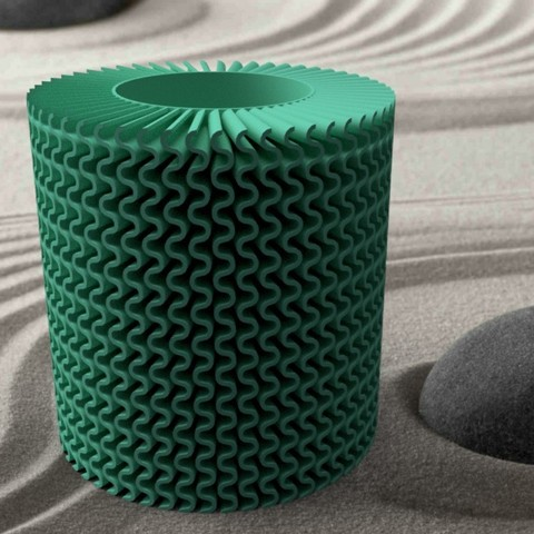 "Modelos 3D Corales"" serie 3dgregor, 3dgregor"