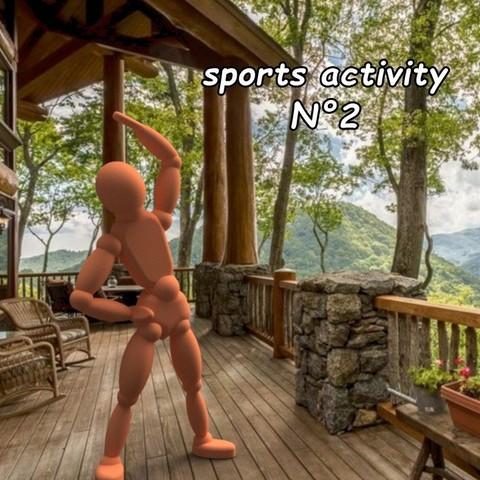 sports-activity-n-2.jpg Download STL file Umen sports activity 2 • 3D printer template, 3dgregor