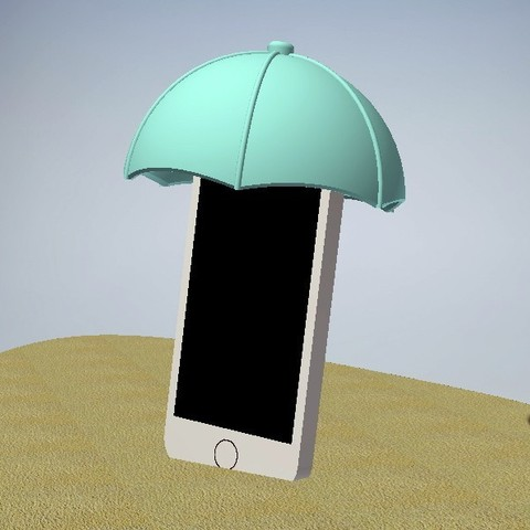 Download STL file Para-phone • 3D printer template, 3dgregor