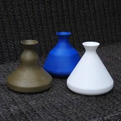 """Free stl Vases """"TAJINE"""", gregor"""
