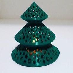 Fichier 3D Tealight tree , 3dgregor