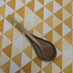Free 3D file No splash utensils, gregor