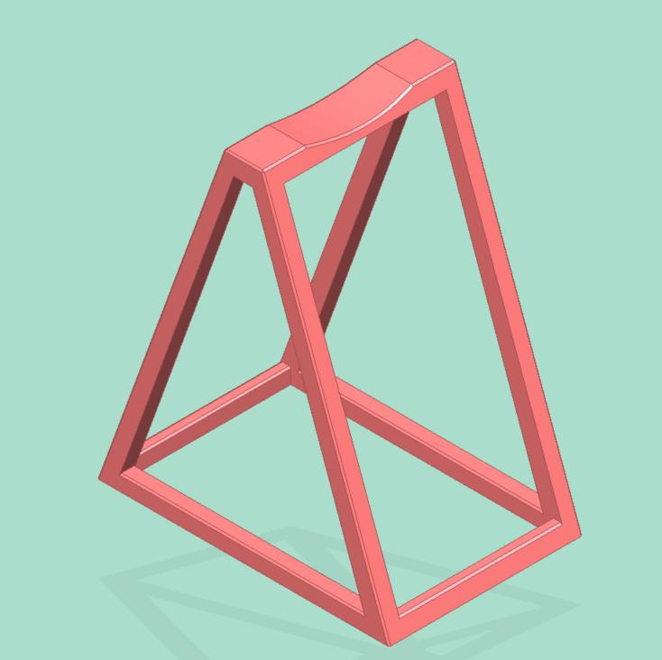 3.PNG Download free STL file Design helmet support • 3D printing model, RaphyGalibar