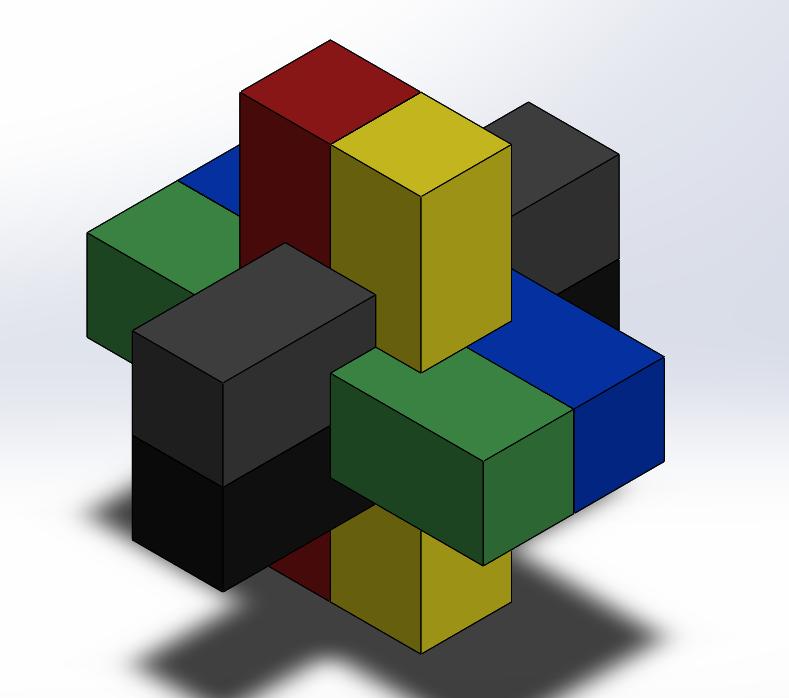 5.PNG Télécharger fichier STL gratuit Puzzle/Casse tête en 3D • Objet pour impression 3D, RaphyGalibar