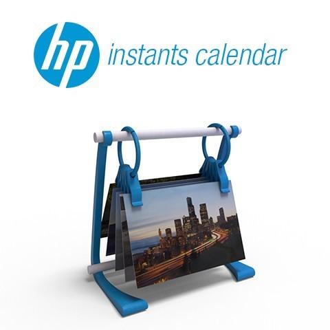 2.jpg Download free STL file HP Instants Calendar • 3D printing model, AdrianoDElia