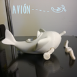 Free 3D printer files Avión #STRATOMAKER, AdrianoDElia