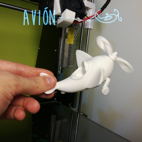 avion4.png Download free STL file Avión #STRATOMAKER • Model to 3D print, AdrianoDElia