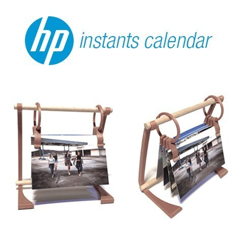 1.jpg Download free STL file HP Instants Calendar • 3D printing model, AdrianoDElia