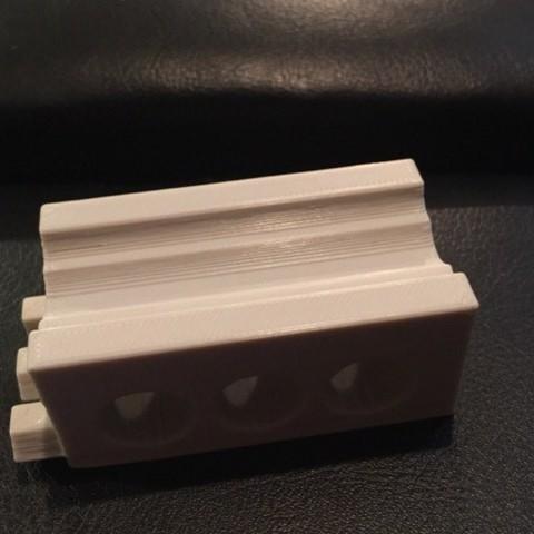 Free 3D printer designs Pocket Finger Shot, Tim-Postma