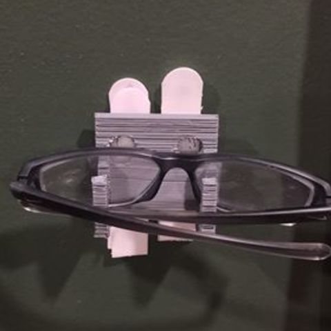 Free 3D model Wall Mount Hanger, Tim-Postma