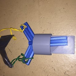 IMG-8379.JPG Download free STL file Simple Slingshot holster • 3D printer design, Tim-Postma