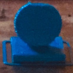 board game coin piece img.jpg Download free STL file Blank Board Game Piece • 3D printer object, Tim-Postma