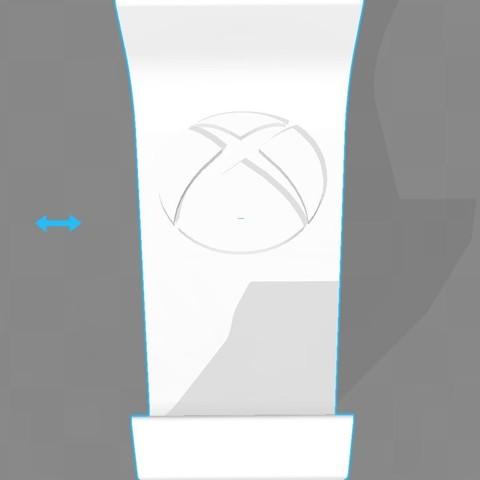 Capture 2.JPG Télécharger fichier STL gratuit support manette Xbox One • Objet imprimable en 3D, Helvete