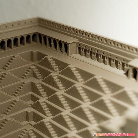 architecture example 6_1p.jpg Download STL file 3D printable architectural exhibition model 06 • 3D printable template, euroreprap_eu