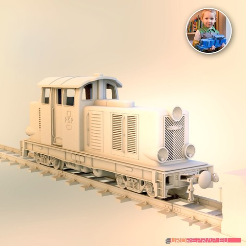 c02.jpg Download STL file Diesel-01-C locomotive - ERS and others compatibile, FDM 3D printable • 3D printer object, euroreprap_eu