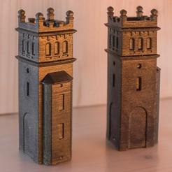 006a.jpg Télécharger fichier STL Maquette à l'échelle H0/autre pour la construction d'un pont • Plan imprimable en 3D, euroreprap_eu