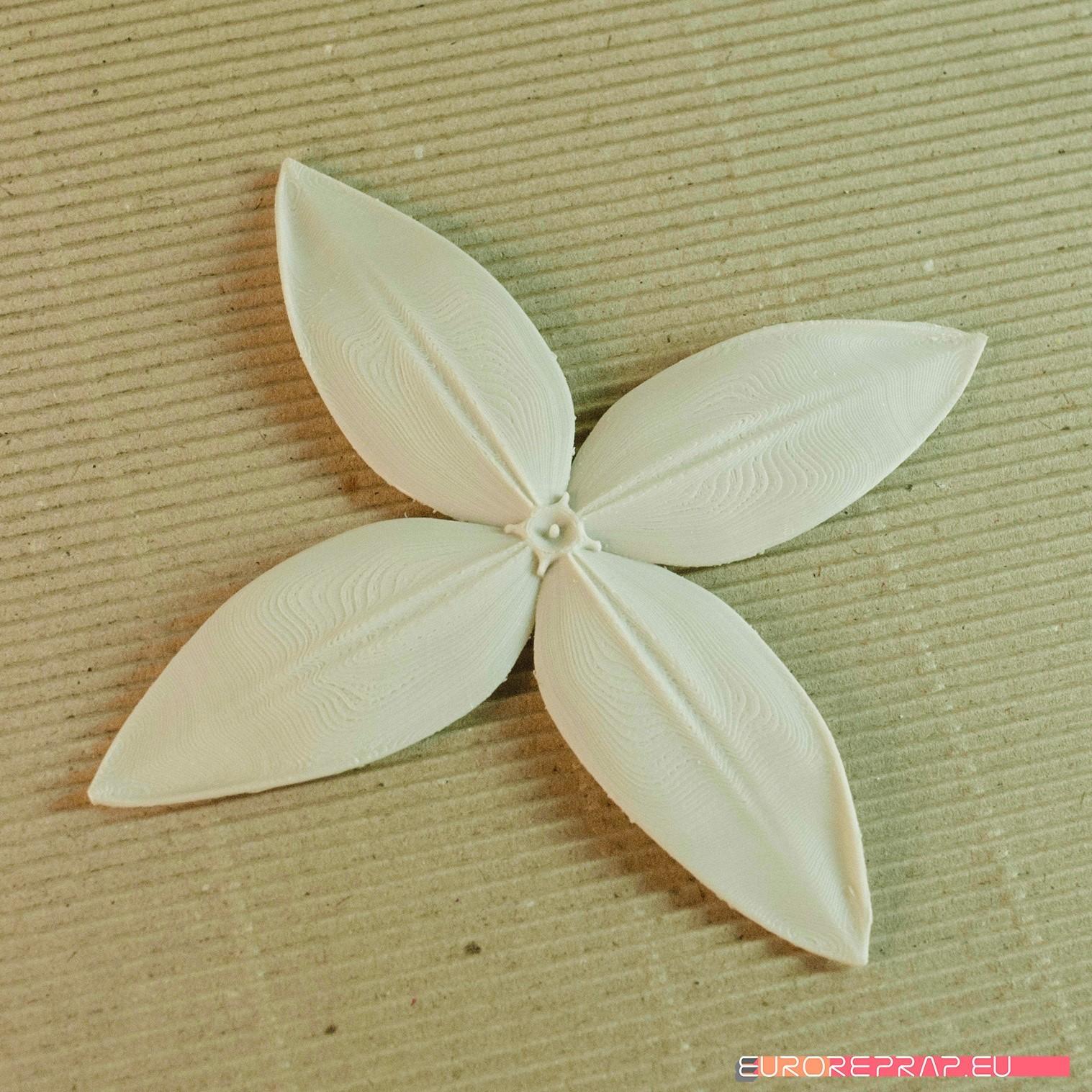 06b.jpg Download STL file flowers: Ixora - 3D printable model • 3D printing object, euroreprap_eu