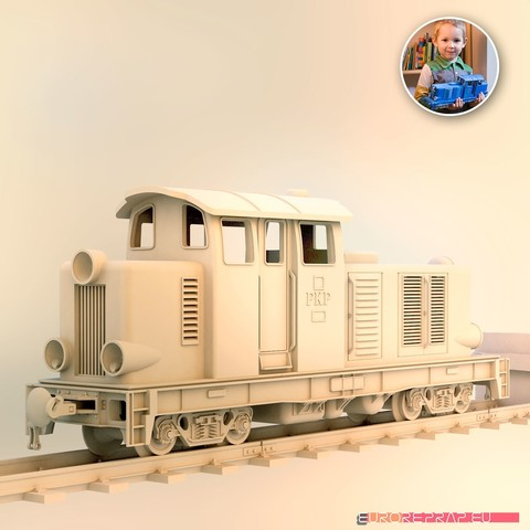 c03.jpg Download STL file Diesel-01-C locomotive - ERS and others compatibile, FDM 3D printable • 3D printer object, euroreprap_eu