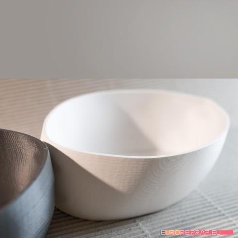08_DSC3354.jpg Download STL file Handy - stackable bowls • 3D print template, euroreprap_eu