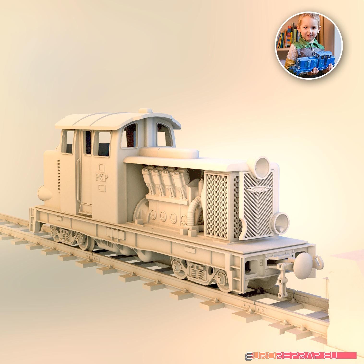 c01.jpg Download STL file Diesel-01-C locomotive - ERS and others compatibile, FDM 3D printable • 3D printer object, euroreprap_eu