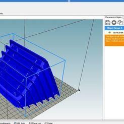 vue cache phare 103 v3.JPG Download free STL file headlight cover or headlight grille 103 SPX or RCX • 3D print model, jp44