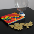 Free 3D printer files Modeling Topography and Erosion with 3D Printing, roberthemlich