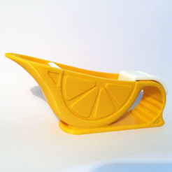 Free 3d printer designs Lemon squeezer, Loumgg