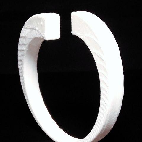c638fbaa236a824fdaccd25ca69ba68d352e2e5d.jpg Download STL file Ring Uniq • 3D print design, siSco