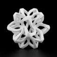 Download STL file Pendant Flower • Design to 3D print, siSco