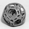 Download STL file Dodecahedron • 3D printer object, siSco